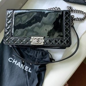 Chanel  Medium Boy Flap Bag - Not for sale anymore